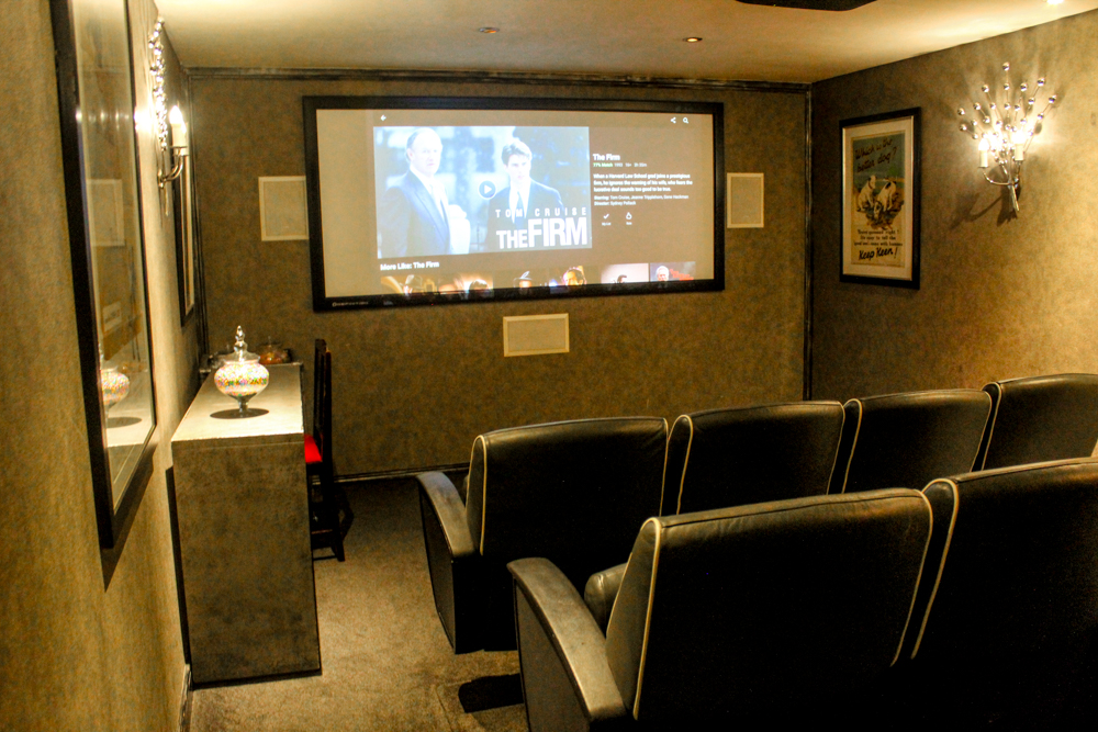 12 Apostles Hotel and Spa - Camps Bay - Cape Town - South Africa- cinema
