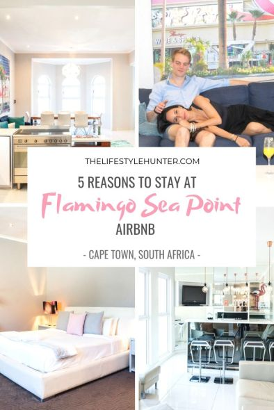 Travel - Africa - South Africa - Cape Town - Sea Point - Airbnb Flamingo