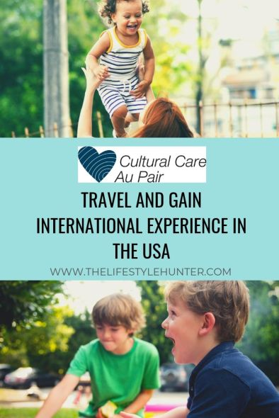 Cultural Care Au Pair United States