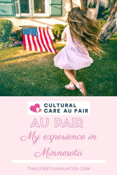 Cultural Care Au Pair Minnesota USA