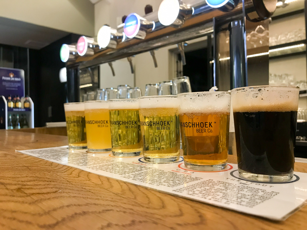 Franshhoek Beer Co - South Africa