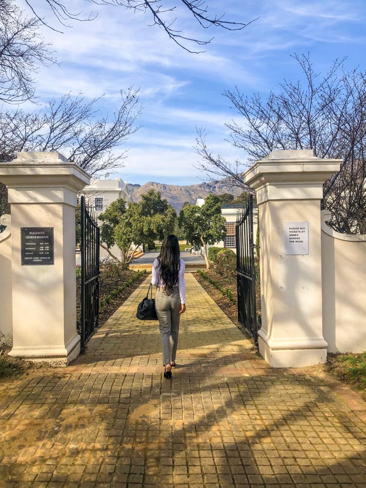 Huguenot Museum - Franshhoek - South Africa