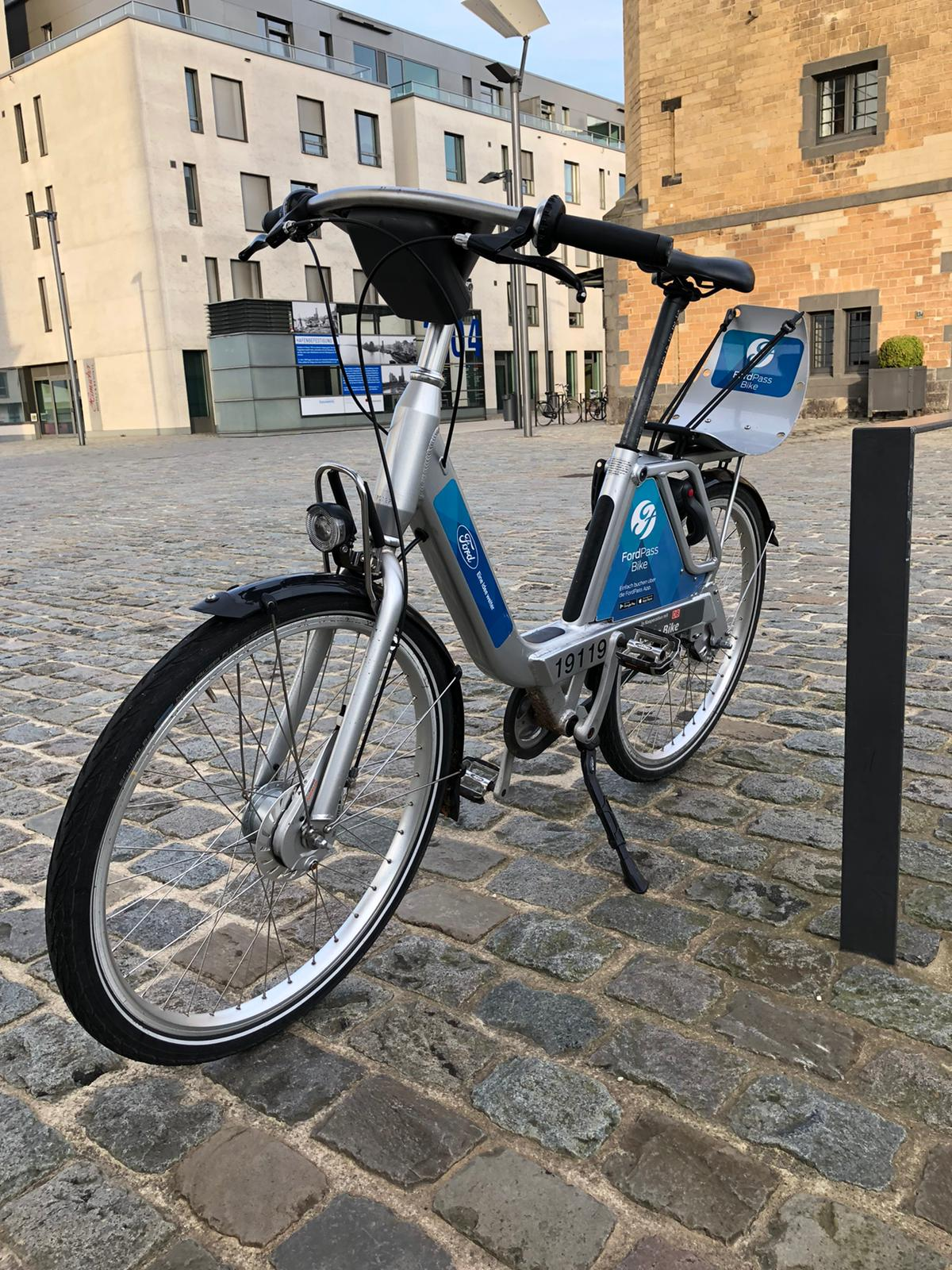 Cologne - Germany - ebike