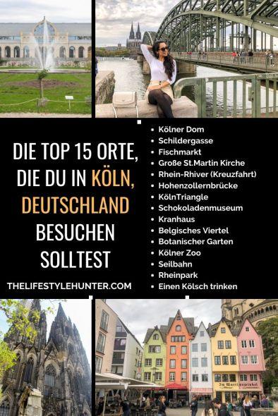 Koln Deutschland Top orte