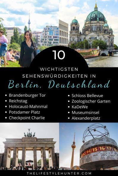 Berlin Deutschland Top 10