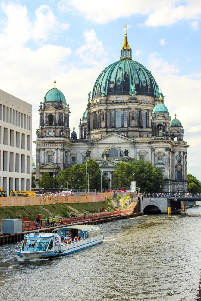 Berlin Germany museums island