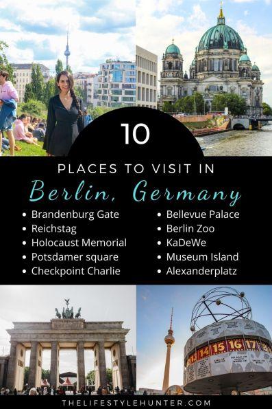 Berlin Germany top 10