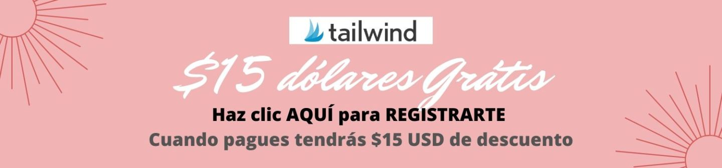Tailwind descuento