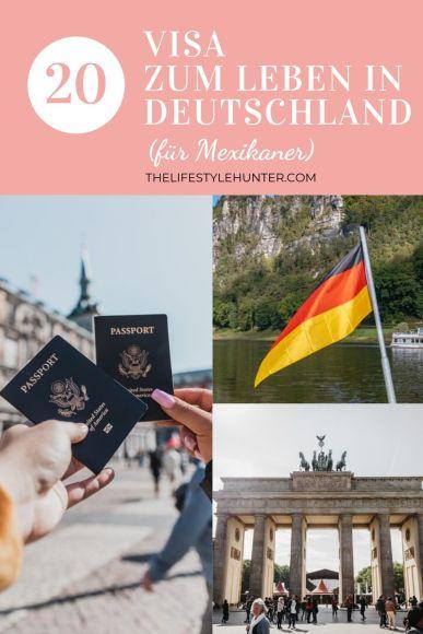 VISA Deutschland mexikaner