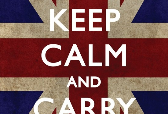 Keep Calm & Ugga Mugga