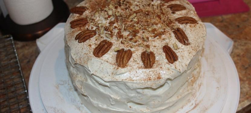 Hummingbird Cake – Yes Please