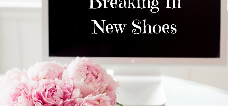 Fashion Hack – Breaking in new shoes!