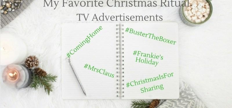 My Secret Christmas Obsession – TV Ads