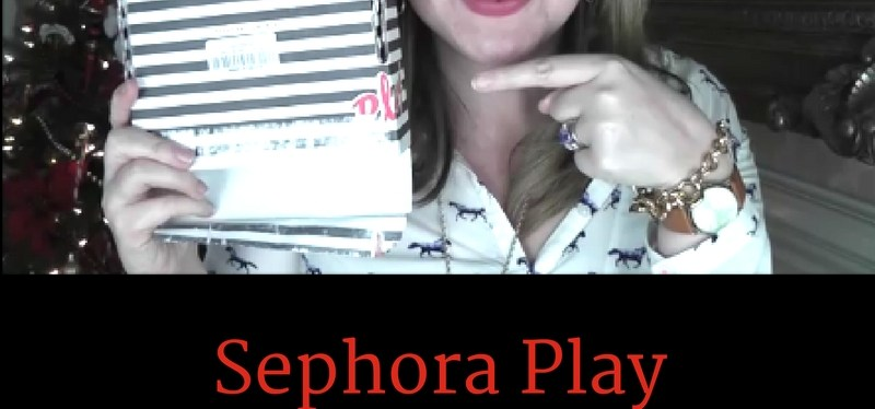 Sephora Play! – December Review
