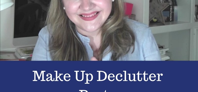 Make Up Purge – Part Two Mascara