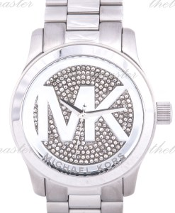 Michael Kors Crystal Pave ladies Watch MK5544
