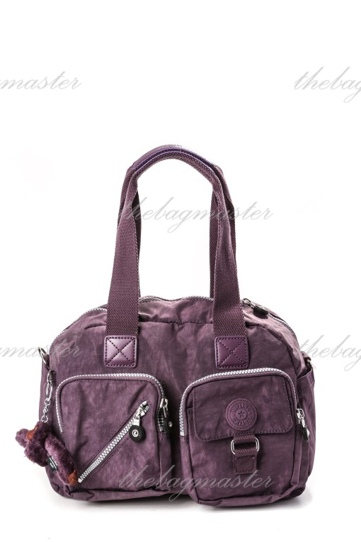 kipling defea plum