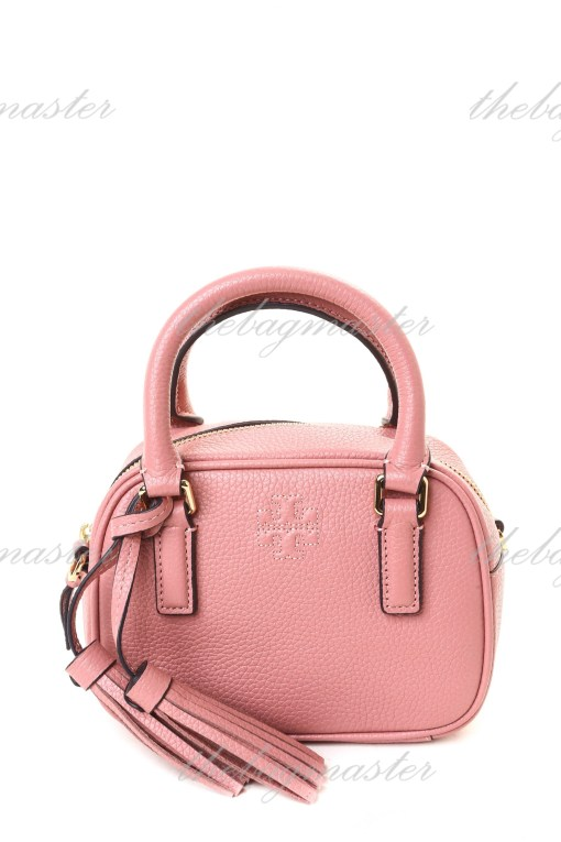 Tory Burch Mini Thea Satchel - Pink