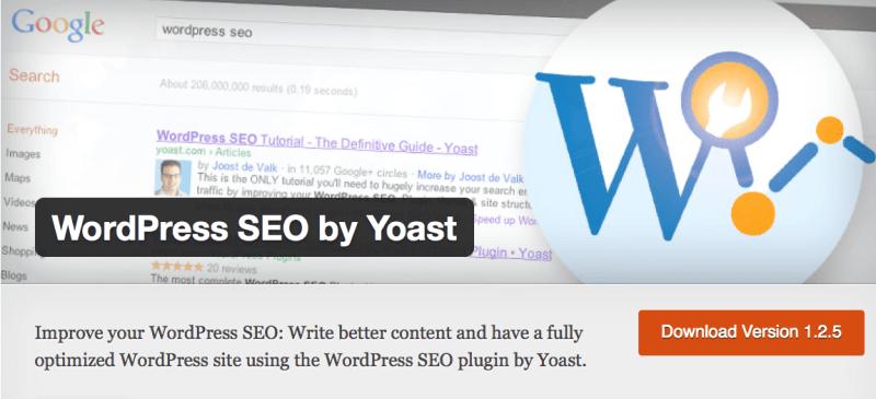 Essential wordpress SEO plugins