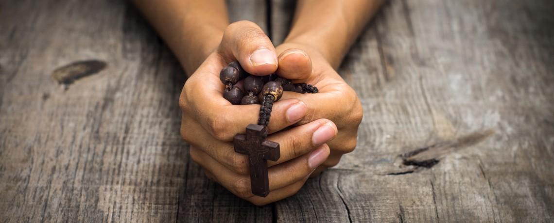 Helping through prayer