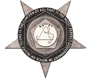 Knights of Labor emblem