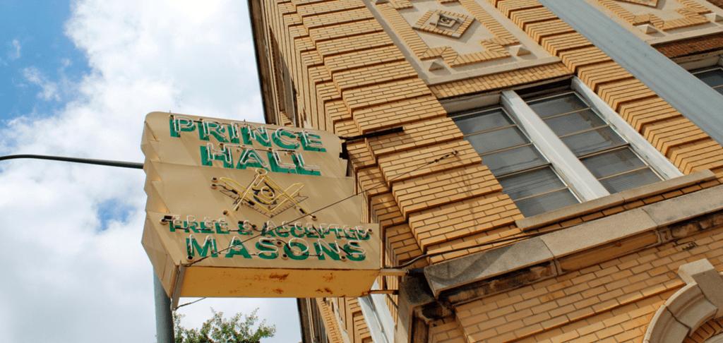 Prince Hall Freemasonic Lodge in Atlanta, Georgia