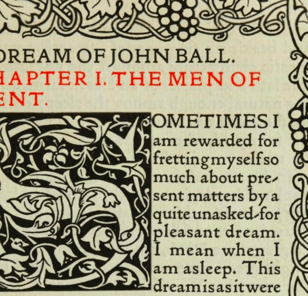 John Ball William Morris