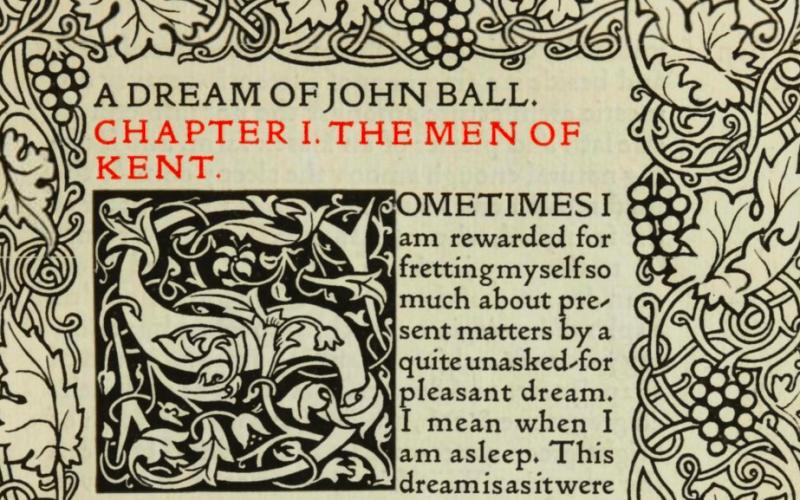 John Ball William Morris