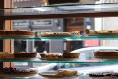 """And I give you """"La Maison des Tartes"""", a nice and tasty place close to the Sorbonne, rue Muffetard (for any future references)"""