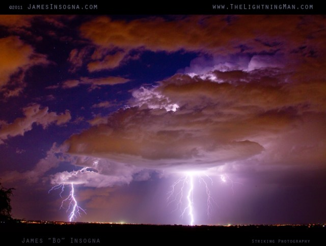 Double Trouble Lightning Strikes fine art photography prints and canvas art