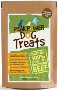 grass fed beef dog treats