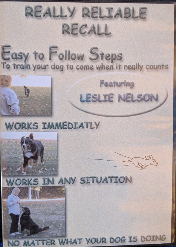 Really Reliable Recall (DVD and booklet) by Leslie Nelson