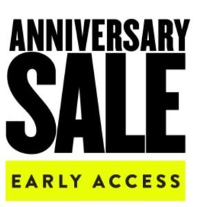 The Nordstrom Anniversary Sale Begins