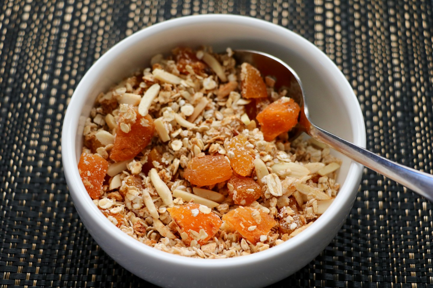 Apricot and Almond Muesli Recipe
