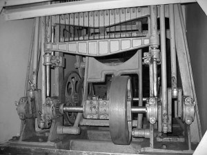Bread-slicing machine. 1975.315261.1.