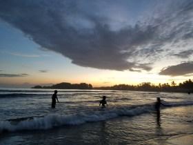 Sunrise in Alaminos