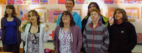 Linkage students showcase their work