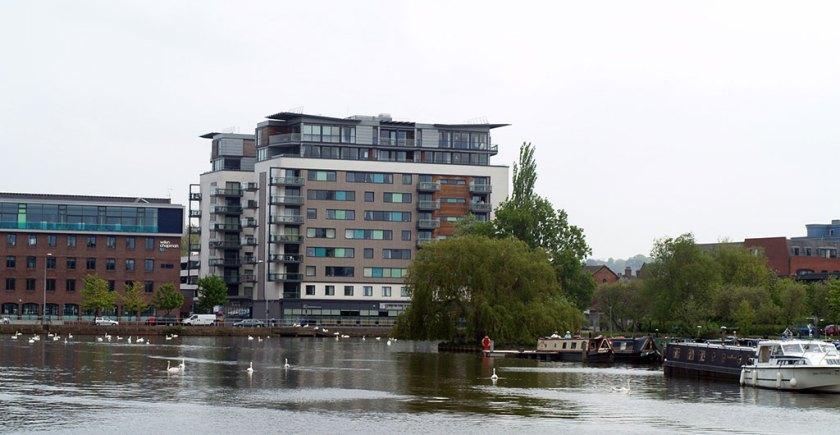 Brayford-flats