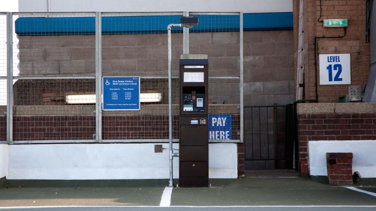 Evening parking at Lucy Tower Street car park will rise to £3.