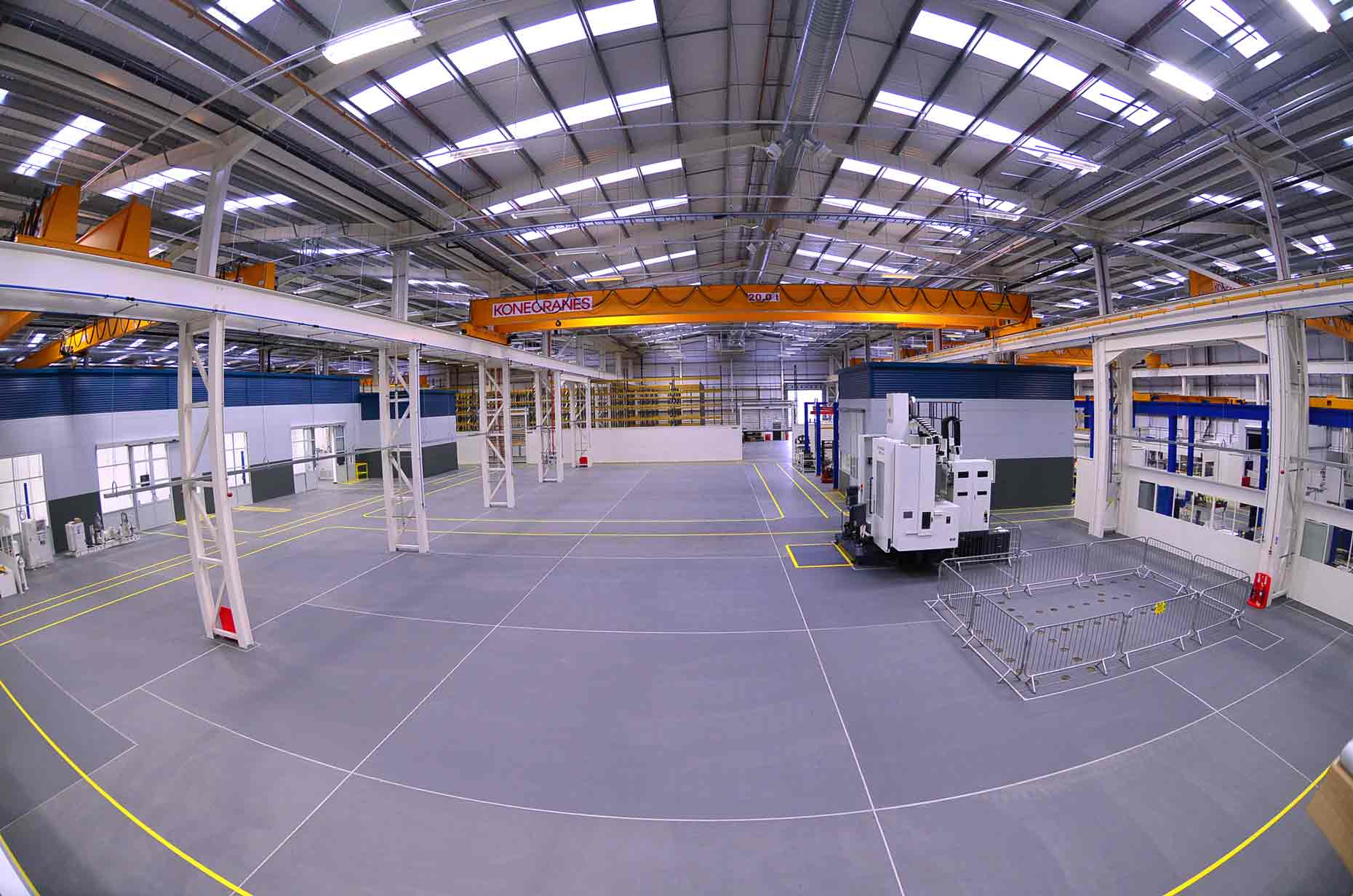 In pictures: Siemens new gas turbine facility at Teal Park