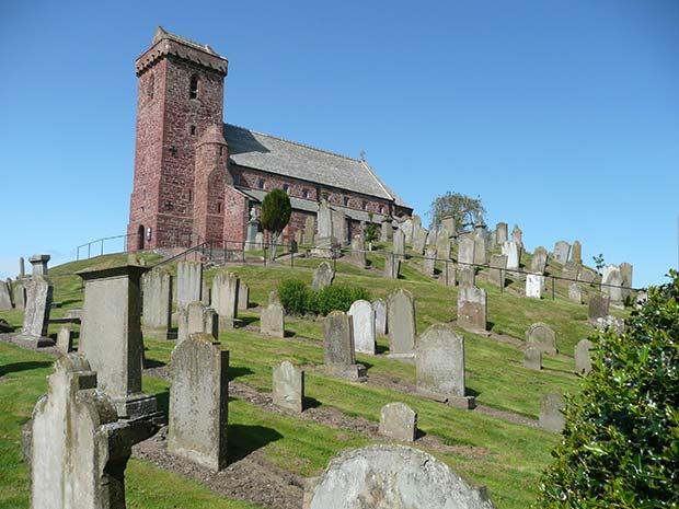 St Vigean's Church, in Scotland also has an imp-like figure.