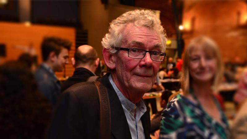 Councilor Robert Parker is against the plans for the new tip on Long Leys Road. Photo: Steve Smailes for The Lincolnite