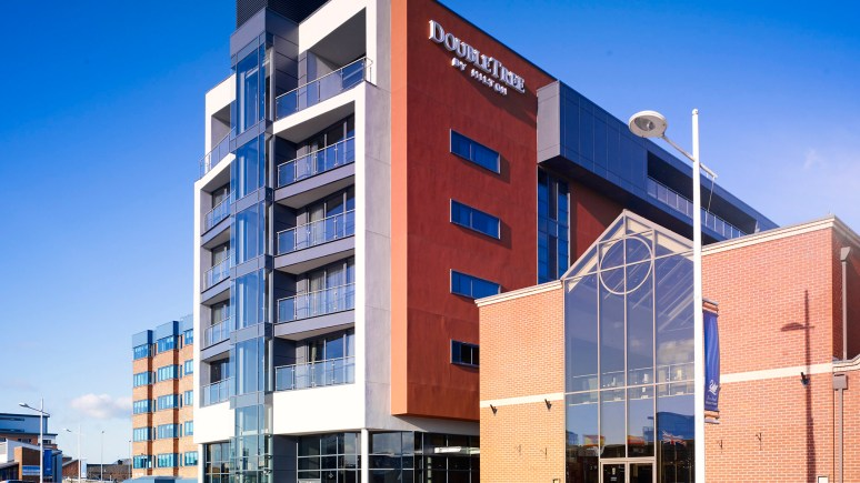 DoubleTree Lincoln
