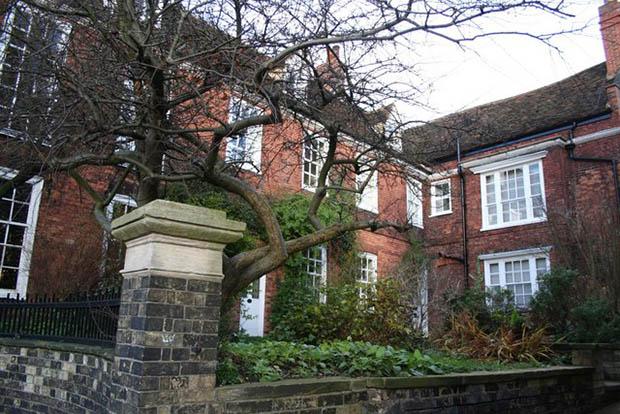 Boole's school in Pottergate.