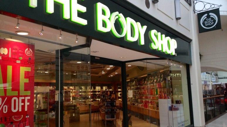 The original Body Shop IN Lincoln.