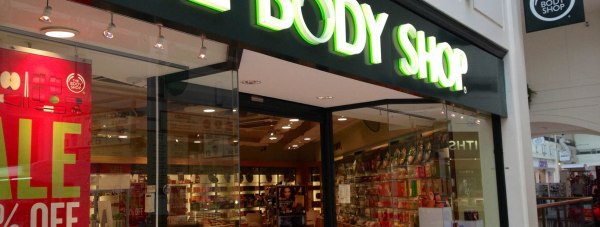 The original Body Shop IN Lincoln.