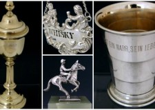 Items such as these four were stolen in the burglary. Photos: Lincolnshire Police