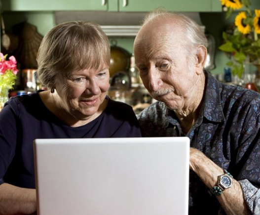 Most older people in Lincolnshire are missing out on the benefits of going online. Photo: File/Shutterstock