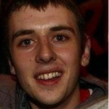 Missing man Lewis Dickson. Photo: Durham Police