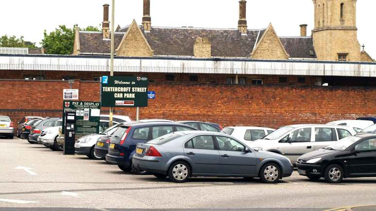 Lincoln Car Park Pay By Phone
